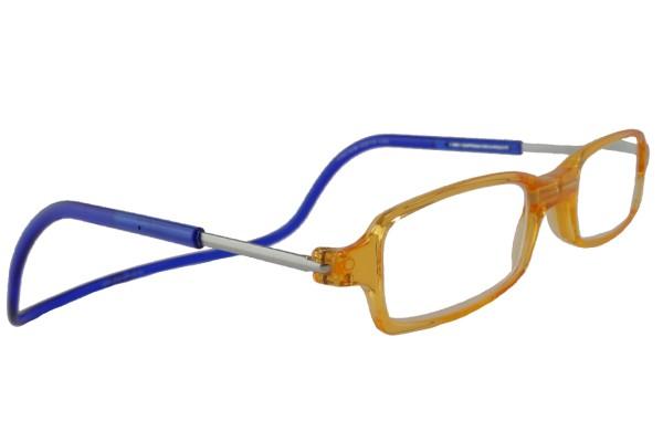 CliC SMART - Orange / Blue