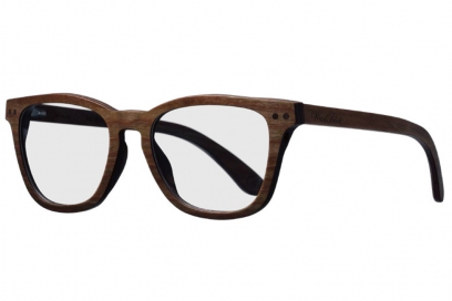 Waldblick Brille Ebenholz